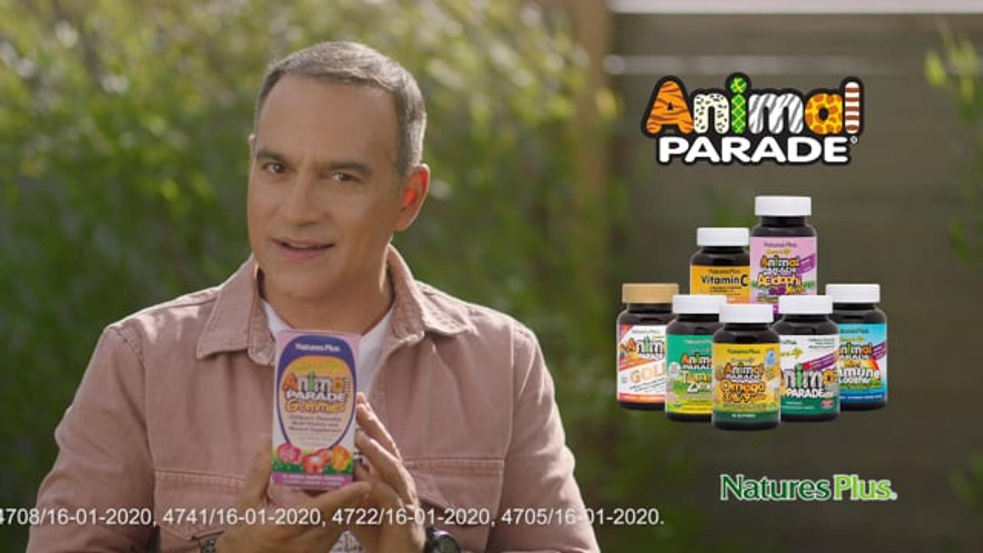 ANIMAL PARADE TVC with Krateros Katsoulis