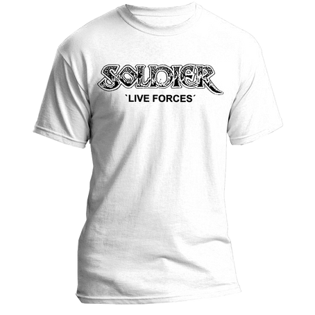 New Live Forces T-shirt