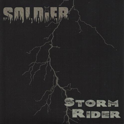STORM RIDER 3 track CD E.P.