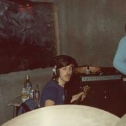 Ian & Garry in the studio