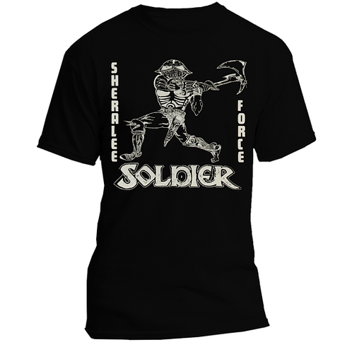 SOLDIER Sheralee quality cotton T-shirt