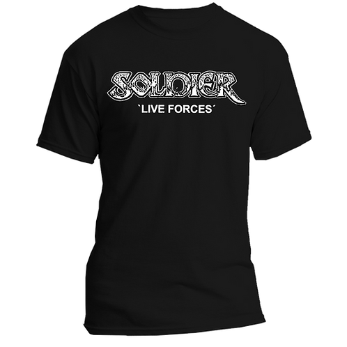 Live Forces quality cotton T-shirt