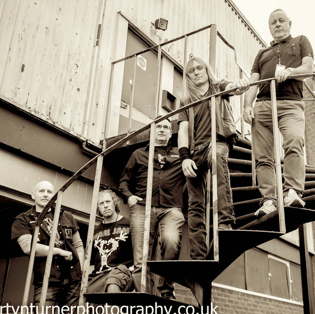 The stairway to NWOBHM heaven!