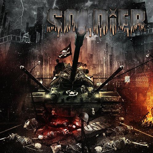 DEFIANT - CD album