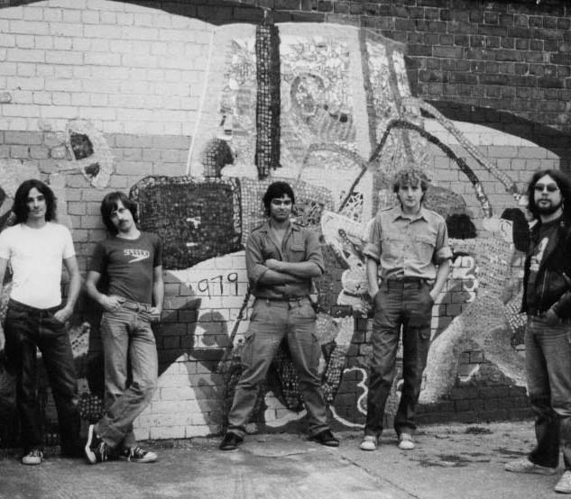 MKI line-up 1980