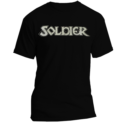 SOLDIER Sheralee logo quality cotton T-shirt