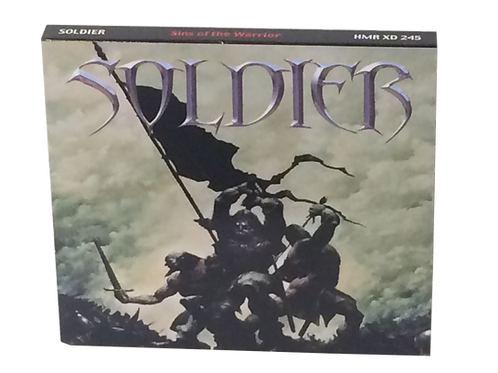 Sins Of The Warrior - Original HMR slipcase edition