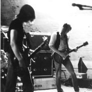 Steve Barlow & Nick Lashley at rehearsal