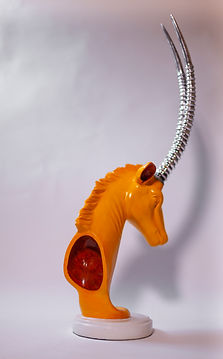 Horns of Ebony by L.K.Ifayemi