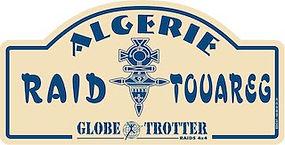 Logo Raids 4x4 Globe-Trotter