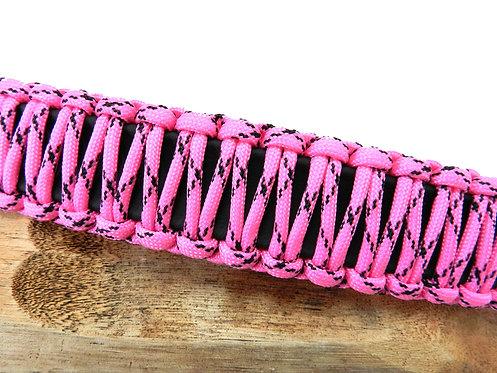 Pink over Black