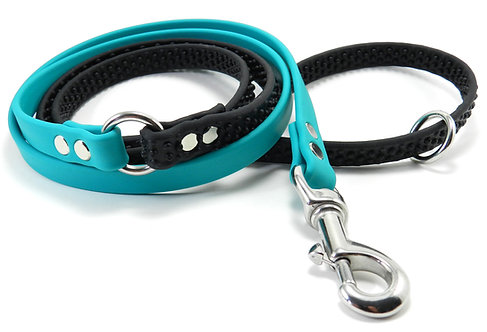 6' Two Part Leash with Black Super Grip