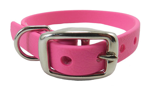 "1/2"" Waterproof Puppy & Small Dog Collars"