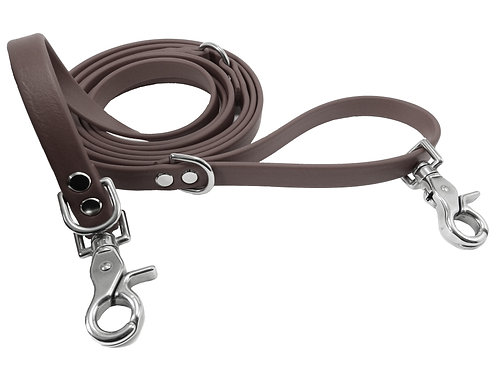 CHOCOLATE 8'Over the Shoulder Leash