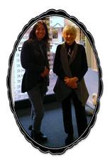 Jen & Betty Cooke