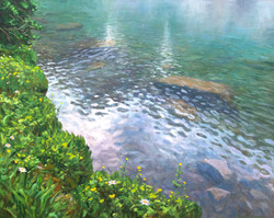 Haiduk Lake Shoreline