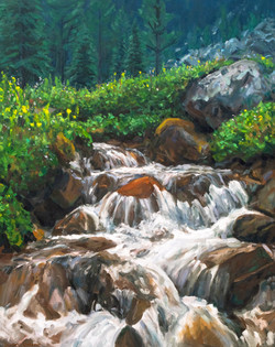 Cascade Chimes
