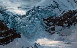 McArthur Icefall