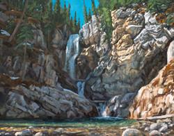 Junction Creek Falls