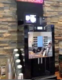 SUPER AUTOMATIC EXPRESSO COFFEE MACHINE