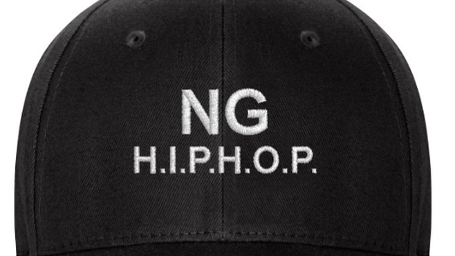 Men's NEXT GENERATION H.I.P.H.O.P. BASEBALL CAP