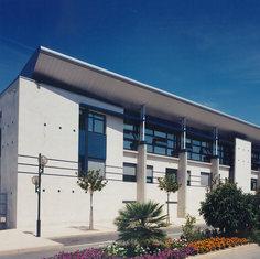 CONSTRUCTION du Palais de Justice de Marmande