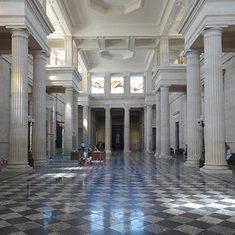 SALLE DES PAS PERDUS du Palais de Justice THIAC de Bordeaux