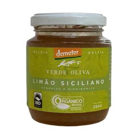 Geleia de Limão Siciliano Fazenda Verde Oliva