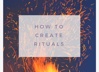 Design Your Own Ritual.