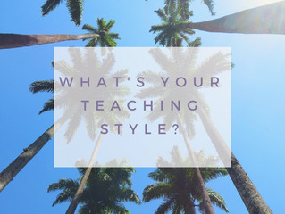 What's Your Teaching Style?