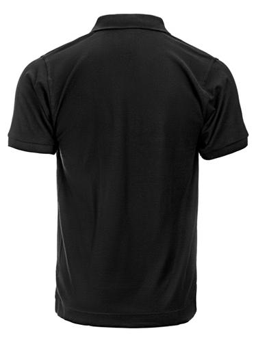 Poloshirt-hinten