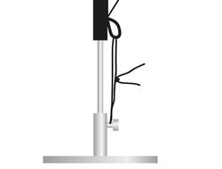 DieWerbedrucker-Tischbeachflag-Detail3