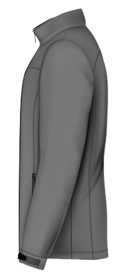 Softshell-Jacke-seite
