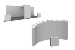 DieWerbedrucker-Messestand-Fabric-Detail