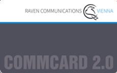 Mit unserer CommCard können Sie 30% Kosten sparen
