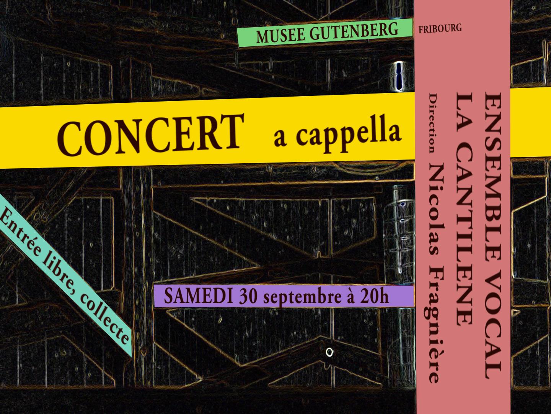 pub concert Gutenberg