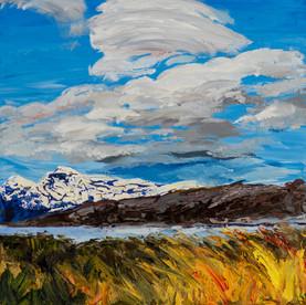 Clouds in Patagonia