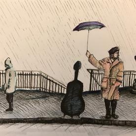 Rainy arts