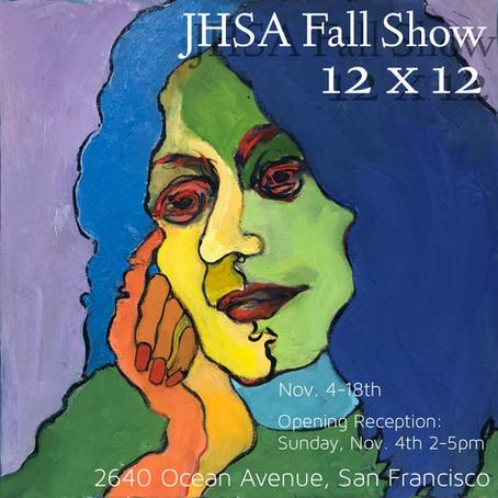 JHSA Fall Art Show!