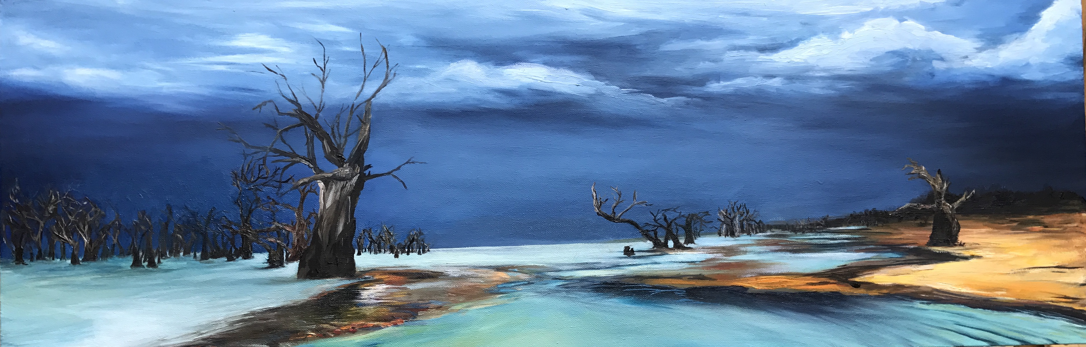 Quiet Storm in Australia