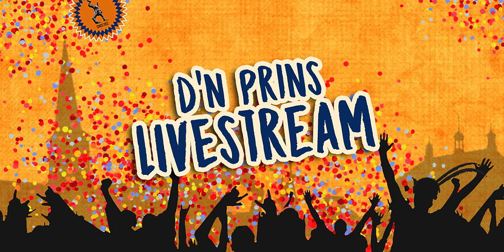 D'N PRINS livestream