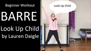 3-Minute Barre Workout Video