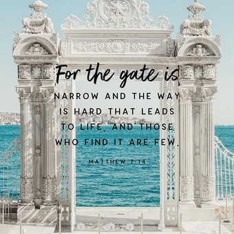 Jesus Is The Gate