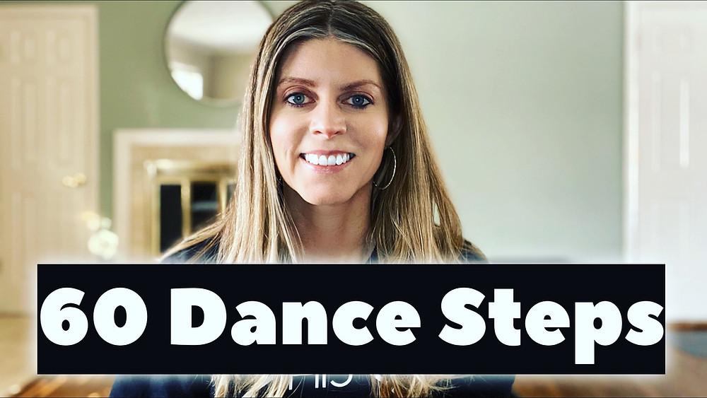 Fitness Cardio Dance Steps