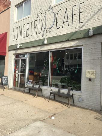 Songbird Cafe in Kansas City