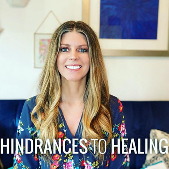 Hindrances To Healing (Part 3)