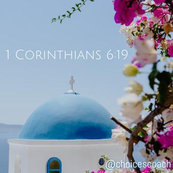 Faith Training: Your Body Is A Temple