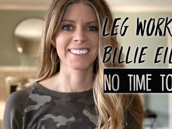 New Workouts to Billie Eilish, Bebe Rexha, Christina, & Mack Brock