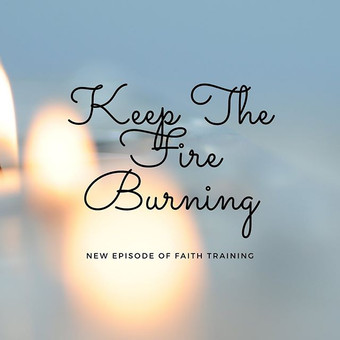 Keep The Fire 🔥 Burning!