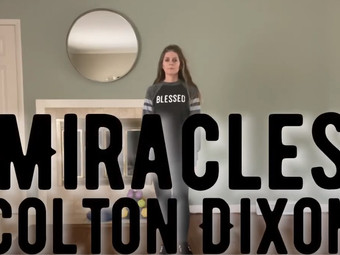"Cardio Dance Workout ""Miracles"" by Colton Dixon"